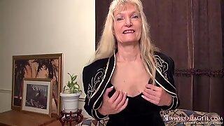 Omageil Cindy och Phyla Våt och Hårig mormor