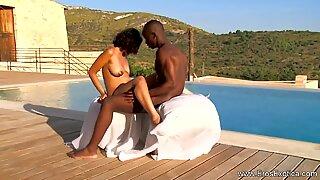 Exotisk Afrikansk Kunjasa