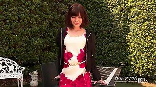 Naken asiatisk älskling Yua Ariga