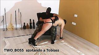 azotando a Tobiass parte 01