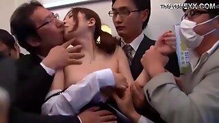 JAPANSK TRAIN SEX