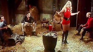 Hopping Jack Flash - Vintage 60s blond Stripp Dance Retsticka