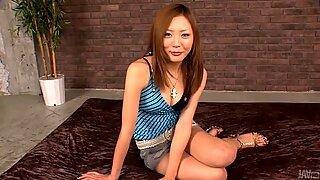 Daring asiatisk Tjej sattes i cancer och knullade hårt i hennes Röv och Fitta.