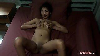 Dude knullar hans stora Tutte Flickvän i Hotell Room