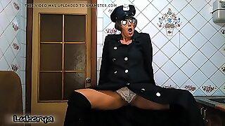 LUKERYA AS A POLIS OFFICER