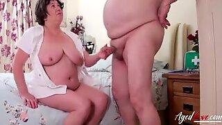 AgedLove Busty British Lady Hardcore