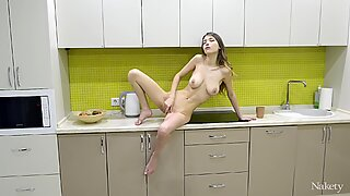 Naked asian