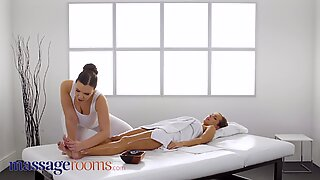 Massage rum Stor Naturals Brunette Sofia Lee