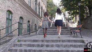Europeisk mogen tafsande glamcore tonåring - Laras lekplats