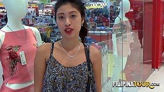 Dusch kön är ett bra alternativ att starta turistdagen med en filipina hooker som är varm som fan.