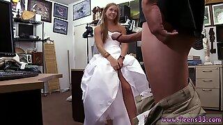 Big tits hairy fuck A bride s revenge!