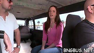 Gruppsex Bang Buss