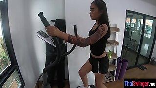 Detta skedde på Min första dag på Min thailand sex resa