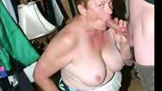 Twerk Exklusivt lock med Gilf Kathy Jones Whore